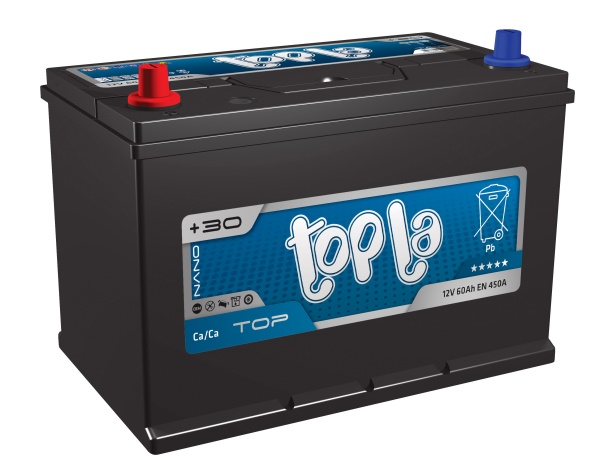 akumulator topla TOP